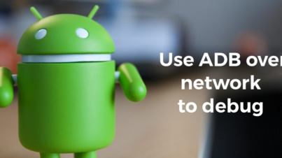 Use ADB over network
